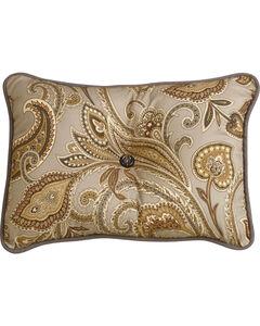 HiEnd Accents Piedmont Paisley Pillow, , hi-res