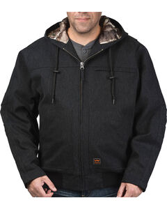 Walls Men's Jacksboro Muscle Back Hooded Jacket with Kevlar, , hi-res