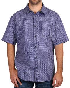 Cody James Men's Printed Short Sleeve Shirt, , hi-res