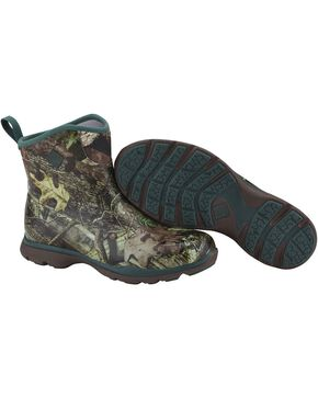 Muck Mossy Oak Excursion Pro Mid Boots , Camouflage, hi-res
