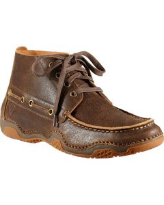 Ariat Holbrook Lace-Up Casual Shoes, , hi-res