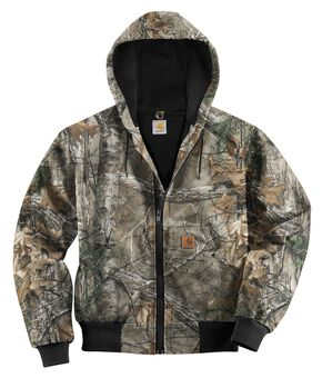Carhartt Realtree Xtra® Camo Thermal Lined Active Jacket, Camouflage, hi-res