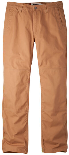 Mountain Khakis Men's Ranch Brown Alpine Utility Pants - Slim Fit , , hi-res