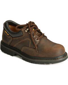 Caterpillar Ridgemont Oxford Work Shoes - Steel Toe, , hi-res