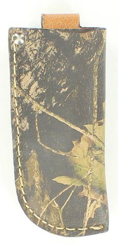 Nocona Mossy Oak Large Knife Sheath, , hi-res