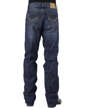 Stetson Modern Fit 1312 Jeans - Low Rise Bootcut - Big and Tall, Denim, hi-res