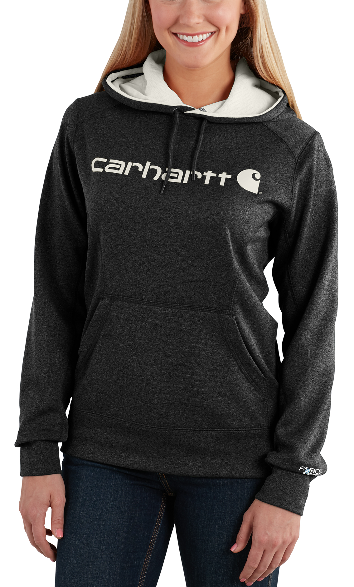 Carhartt Can Cooler ~ Carhartt extremes women s force signature graphic hooded