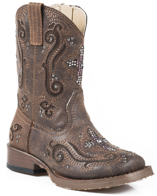 Girls' Roper Boots - Sheplers