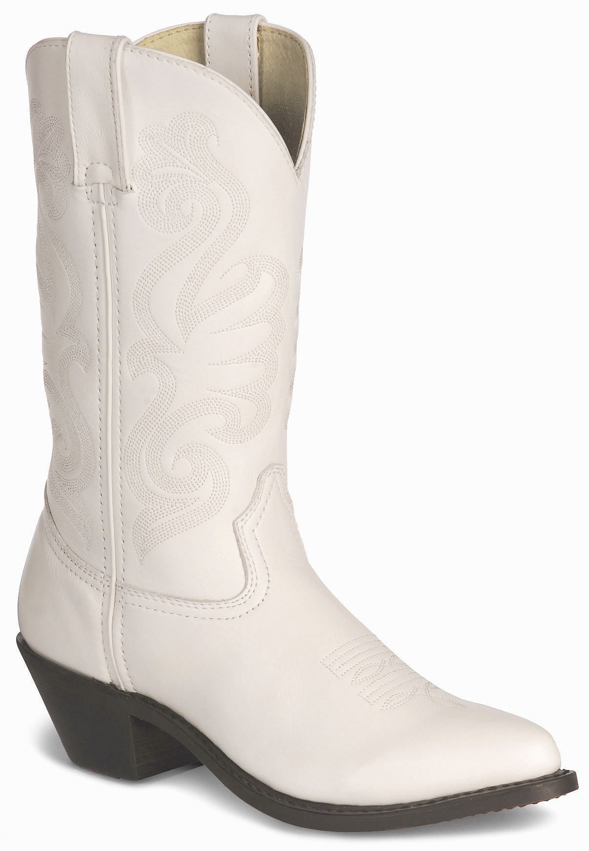 Durango Wild White Cowgirl Boots - Pointed Toe | Sheplers