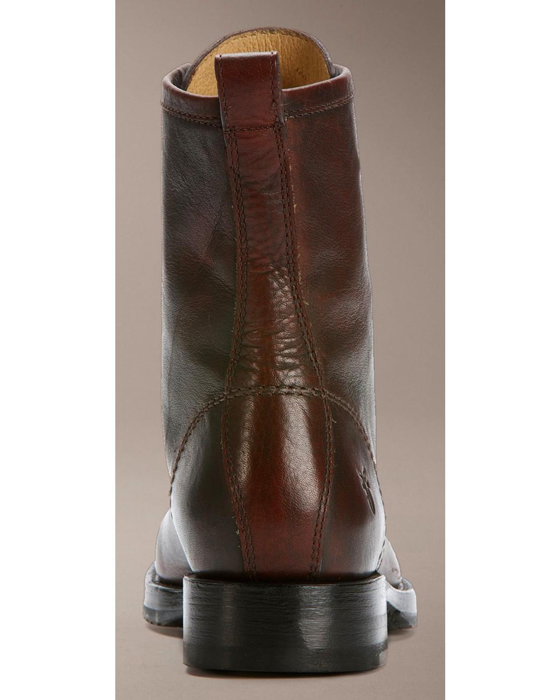 Frye Women's Veronica Combat Boots - Round Toe | Sheplers