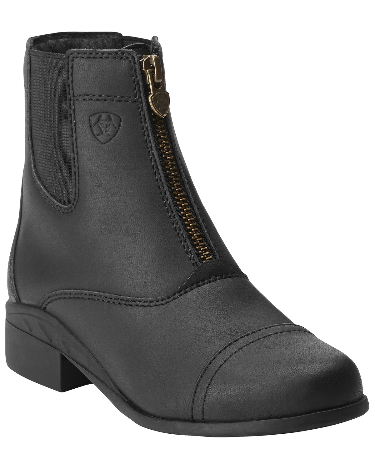 Ariat Kids Scout Zip Paddock Riding Boots Sheplers