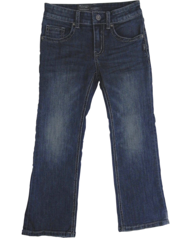 Silver Jeans Boys' Zane Medium Wash Bootcut Jeans   Sheplers
