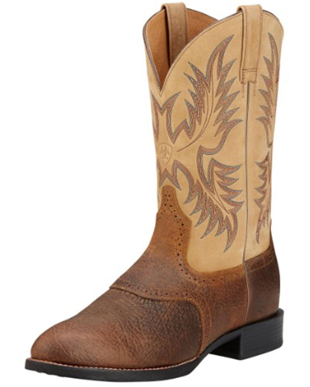 Ariat Heritage Stockman Boots | Sheplers