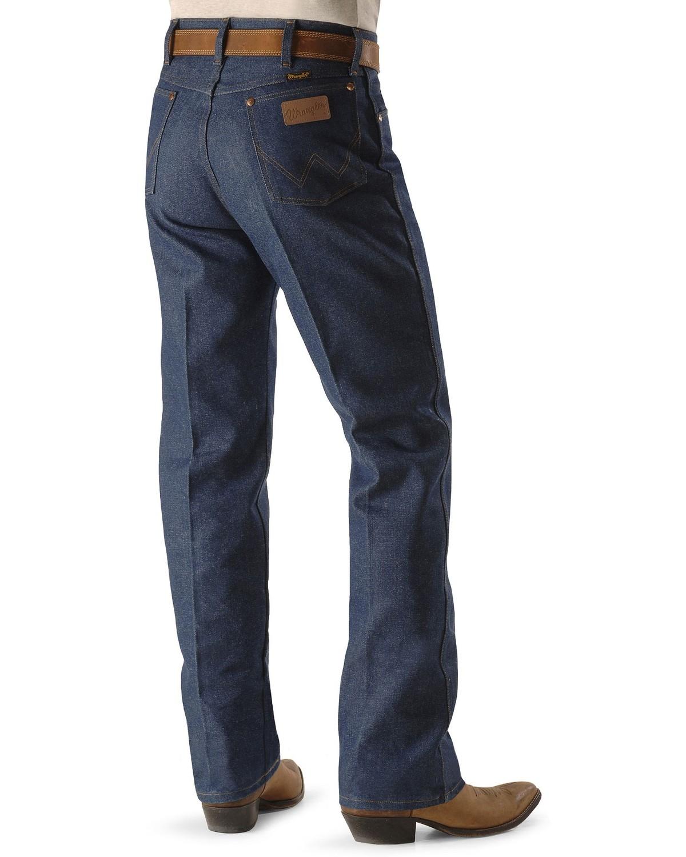 Wrangler 13MWZ Cowboy Cut Rigid Original Fit Jeans