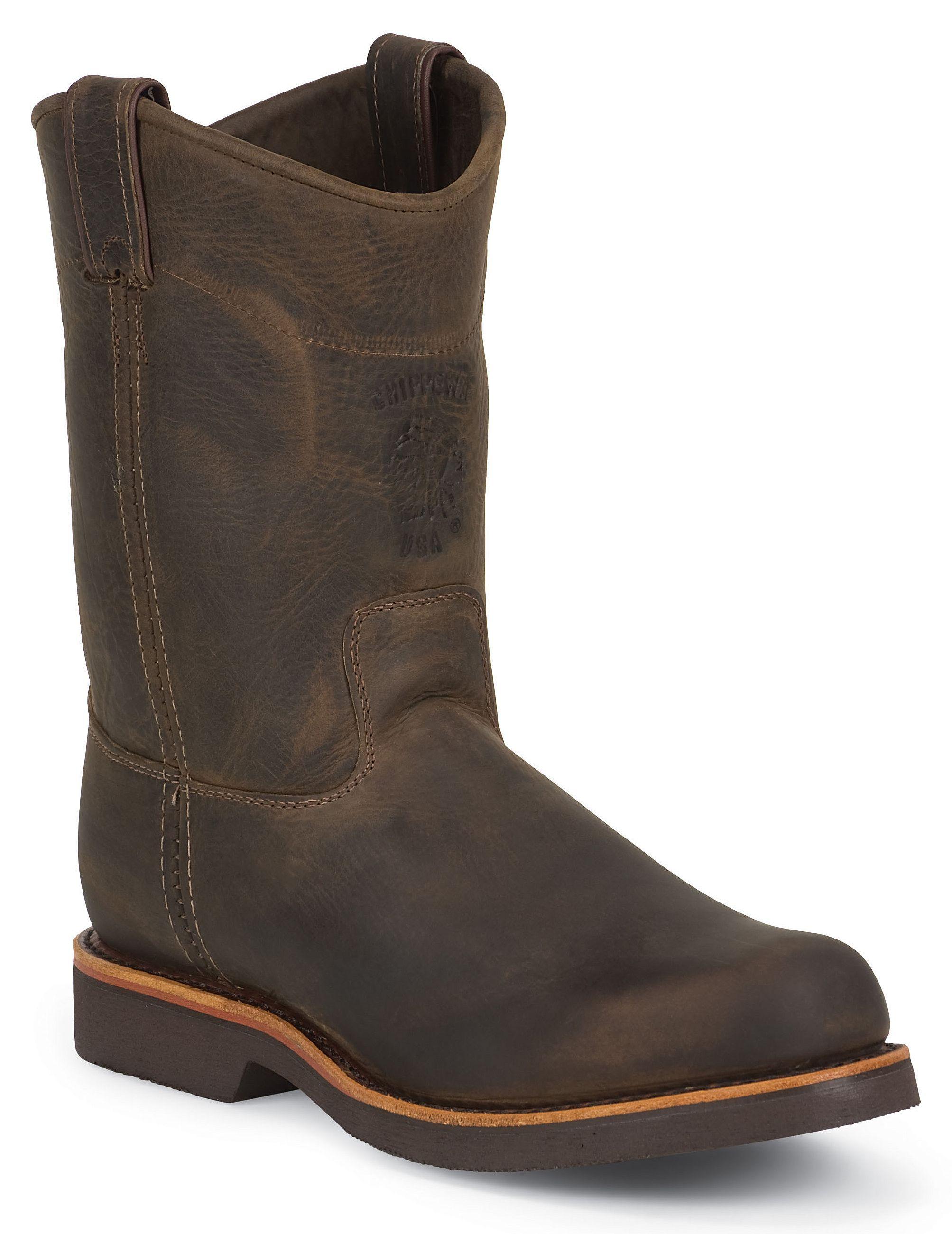 Chippewa Steel Toe Boots - Sheplers