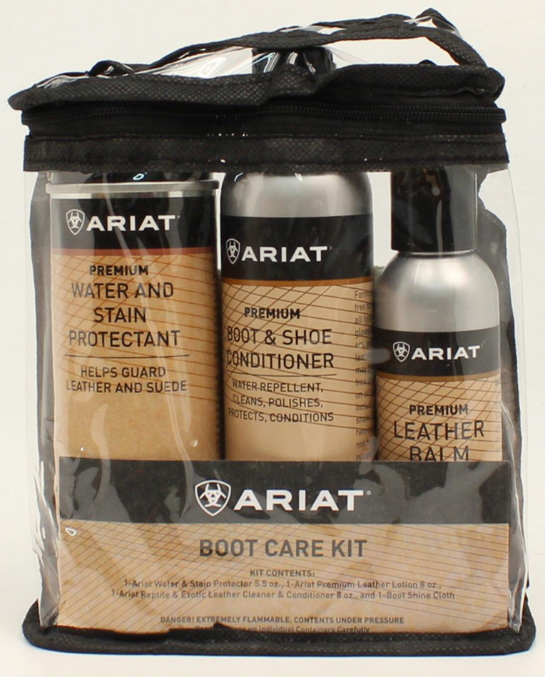 Ariat Boot Care Kit | Sheplers