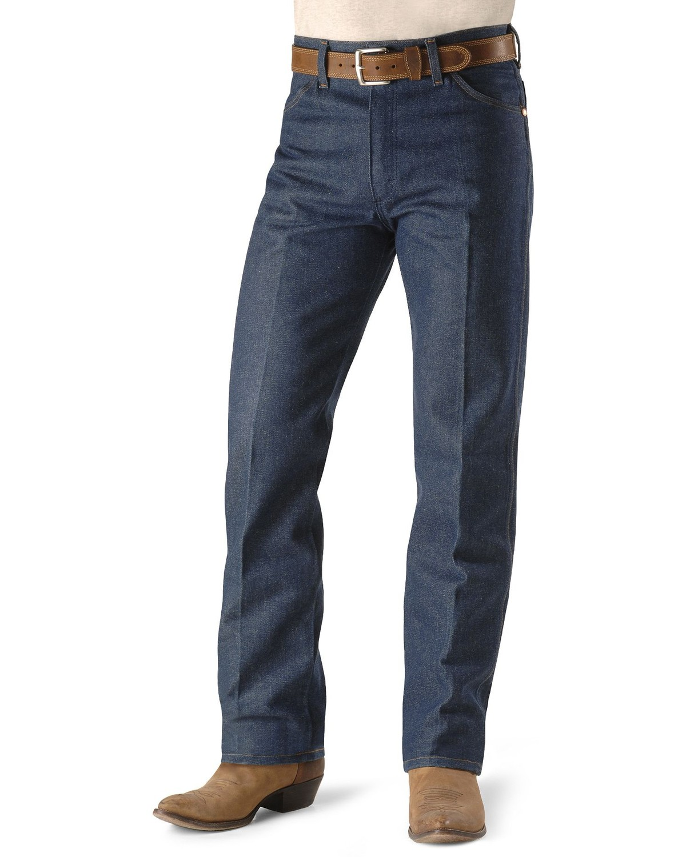 Wrangler 13mwz Cowboy Cut Rigid Original Fit Jeans Sheplers