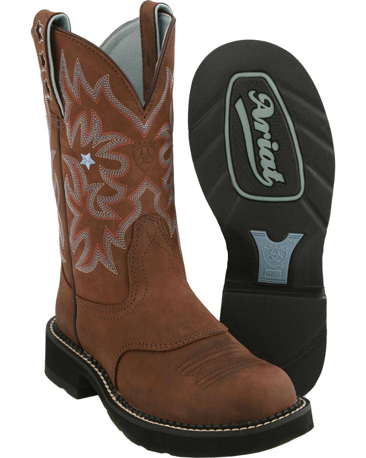 Ariat Driftwood ProBaby Boots   Sheplers