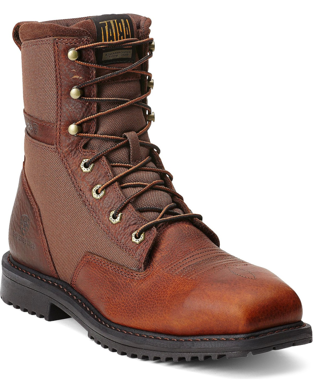 Ariat Rigtek 8 Quot Lace Up Work Boots Safety Toe Sheplers