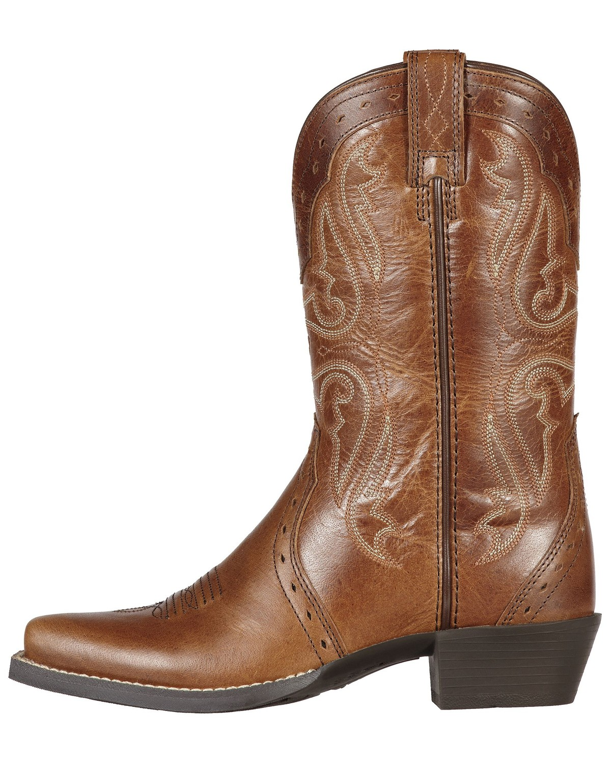 Ariat Girls' Heritage Vintage Cedar Cowgirl Boots | Sheplers
