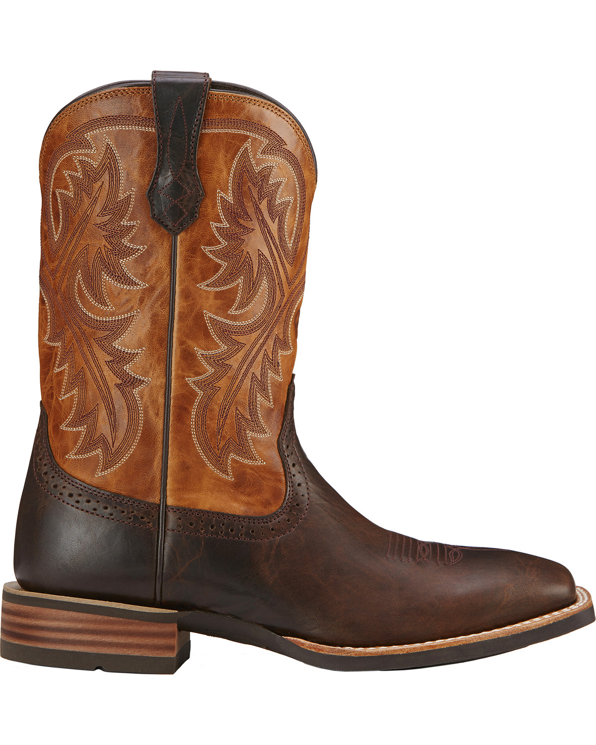 Ariat Quickdraw Cowboy Boots - Square Toe | Sheplers