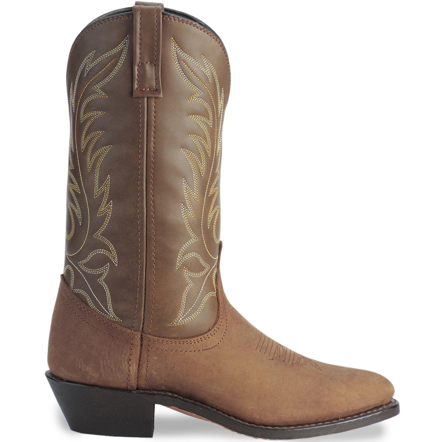 Laredo Tan Kadi Cowgirl Boots - Medium Toe | Sheplers