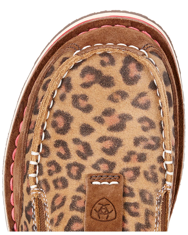 Ariat Women's Leopard Print Cruiser Shoes | Sheplers