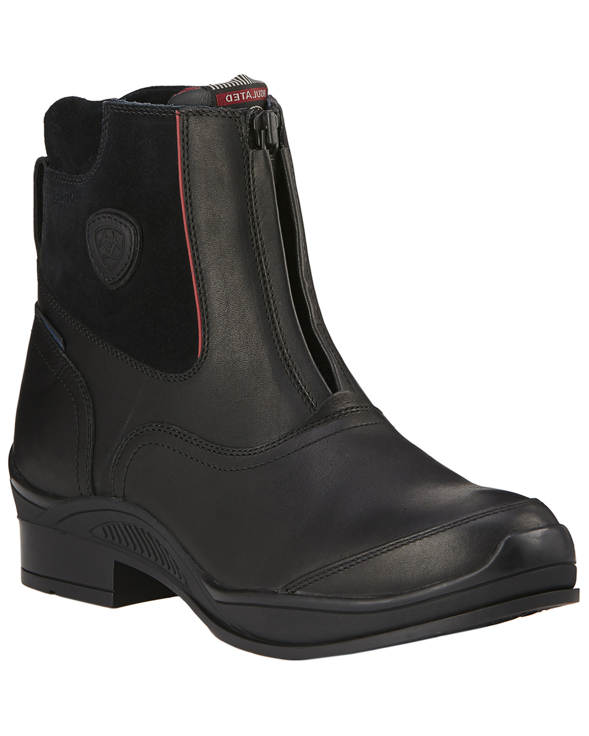 Ariat Men's Extreme H20 Insulated Zip Paddock Boots | Sheplers