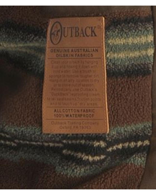 Outback trading co oilskin rancher jacket