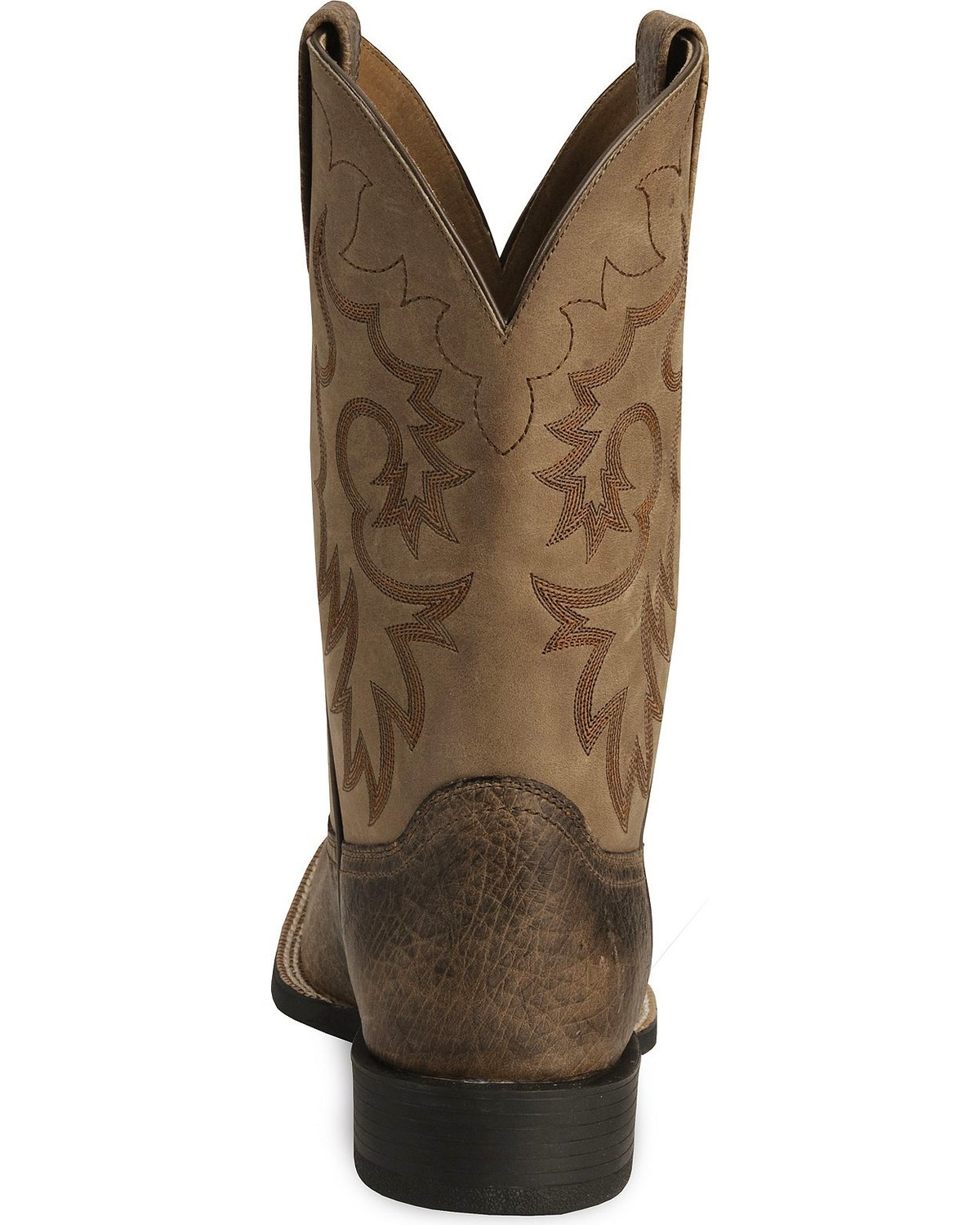Ariat Heritage Reinsman Cowboy Boots - Square Toe | Sheplers