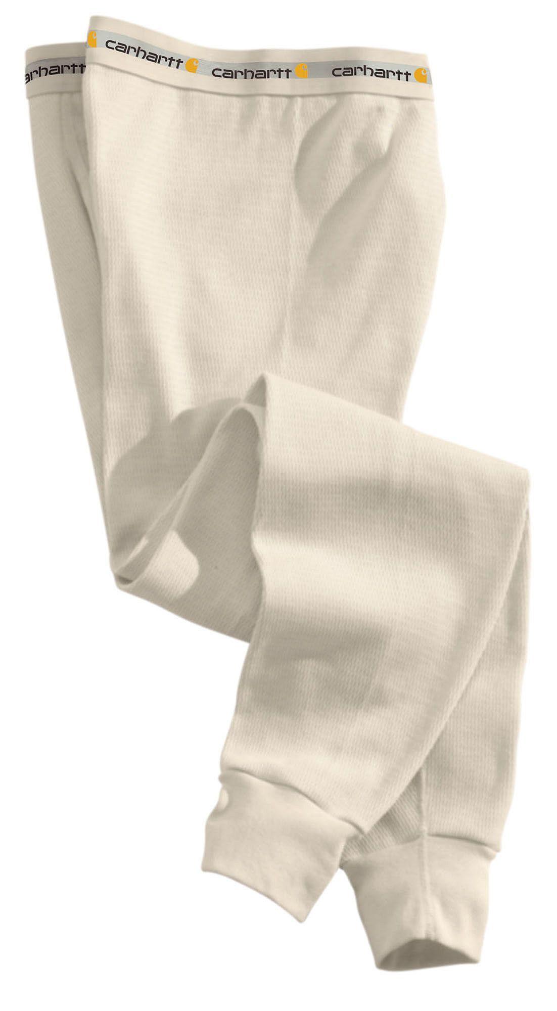 Carhartt Heavy Weight Cotton Thermal Underwear - Big & Tall | Sheplers