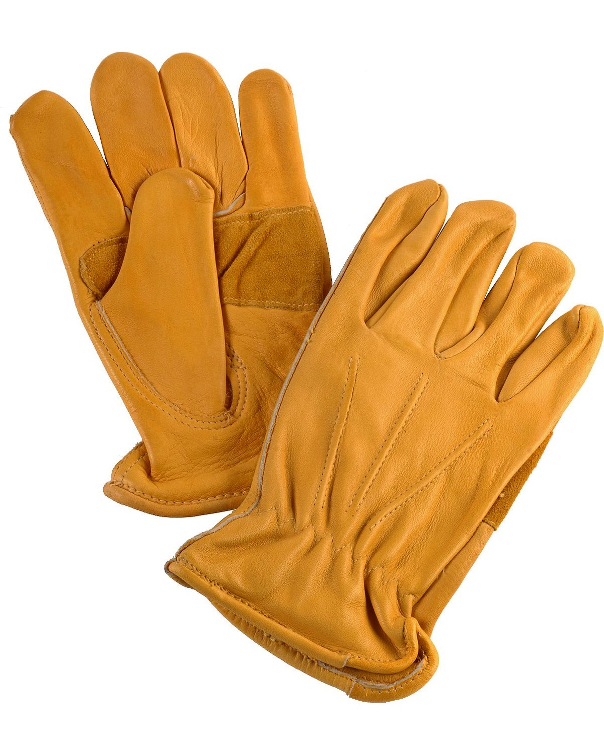 Justin leather work gloves -