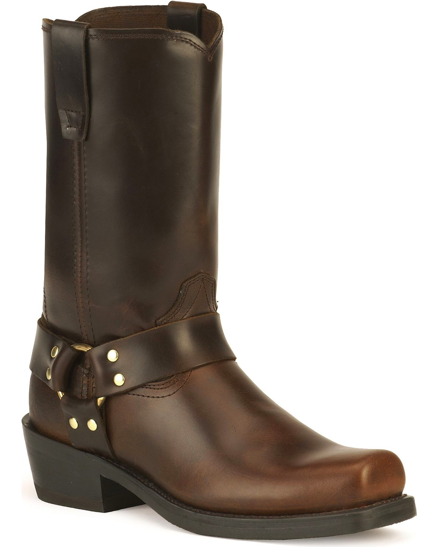 Durango Harness Cowboy Boots - Square Toe   Sheplers