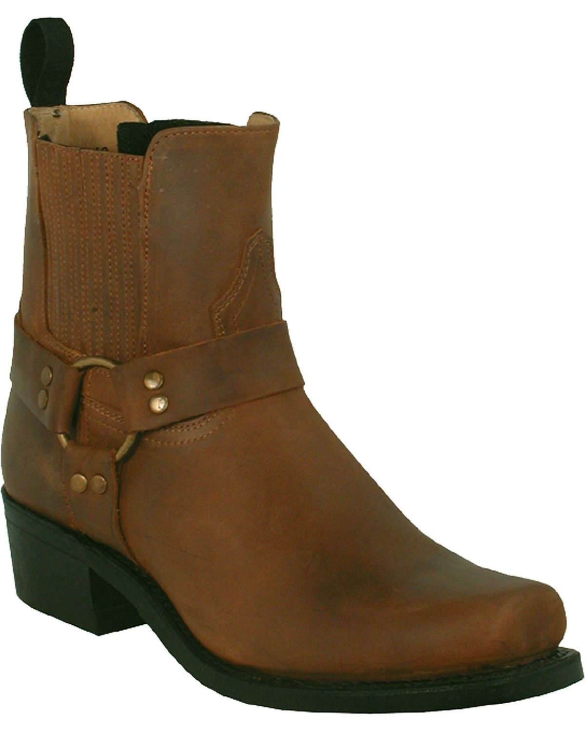 Boulet Motorcycle Boots Square Toe Sheplers
