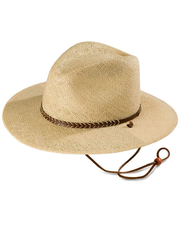 Stetson Lakeland Uv Protection Straw Hat Sheplers