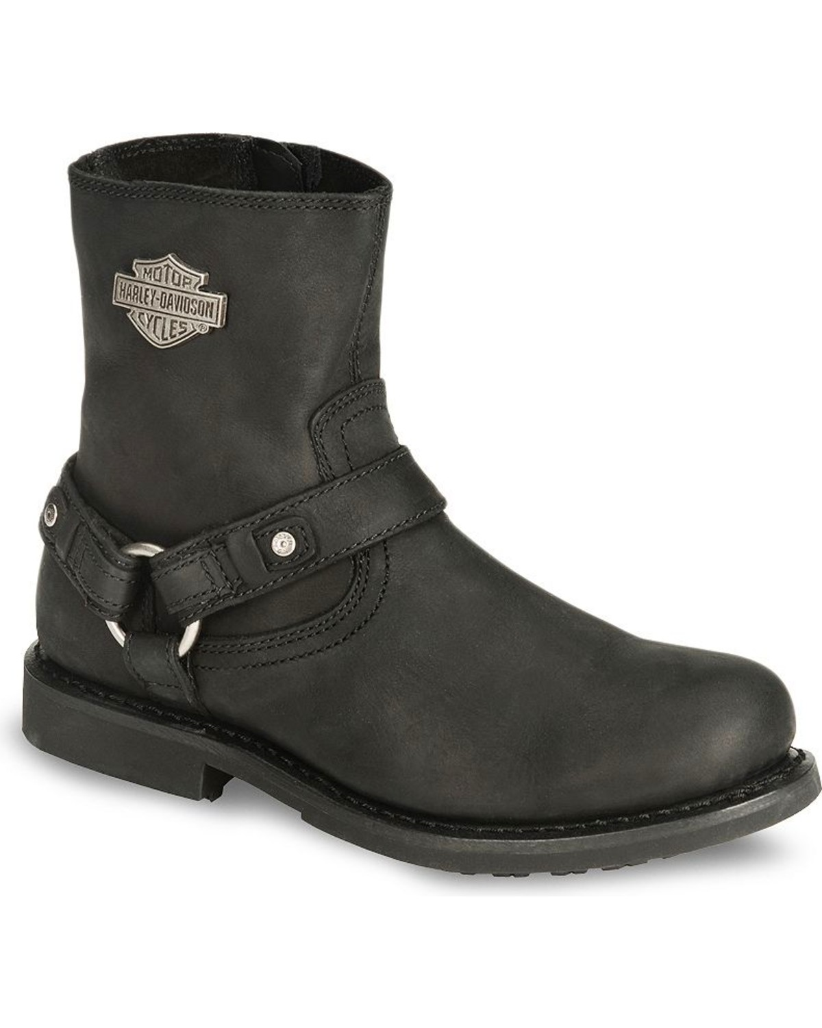 Harley Davidson Ranger Scout Pull-On Harness Boots | Sheplers