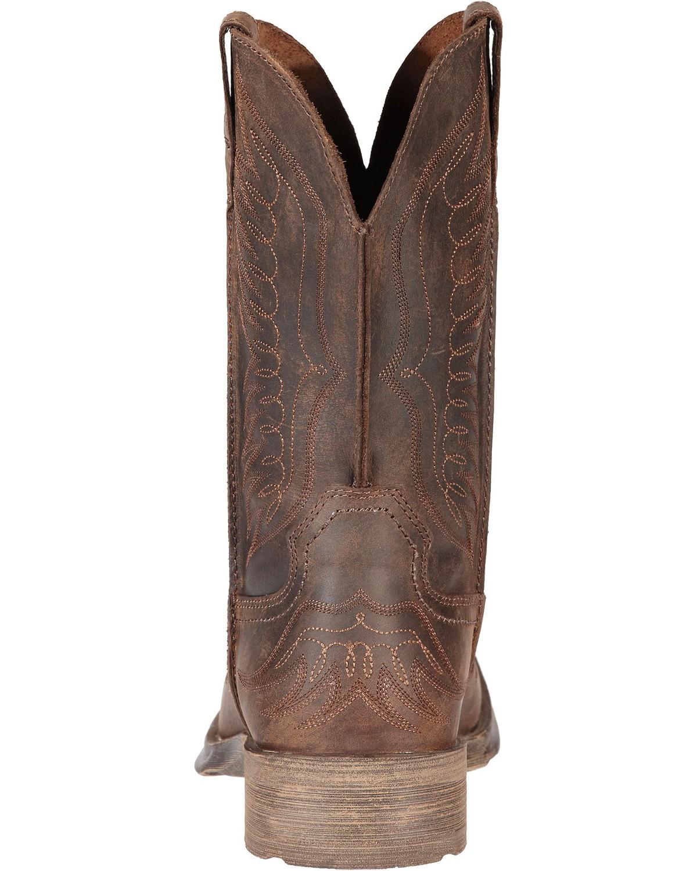Ariat Rambler Phoenix Cowboy Boots - Square Toe | Sheplers