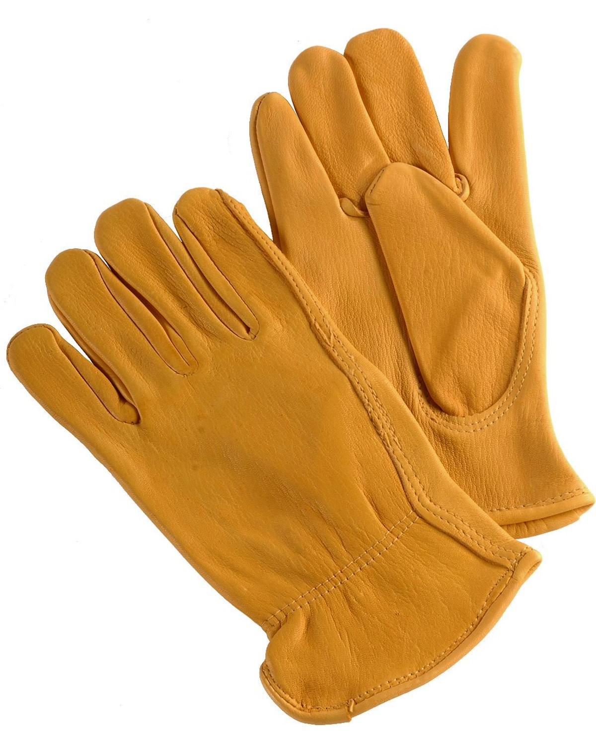 Justin leather work gloves - Hd Xtreme Deerskin Gloves Tan Hi Res