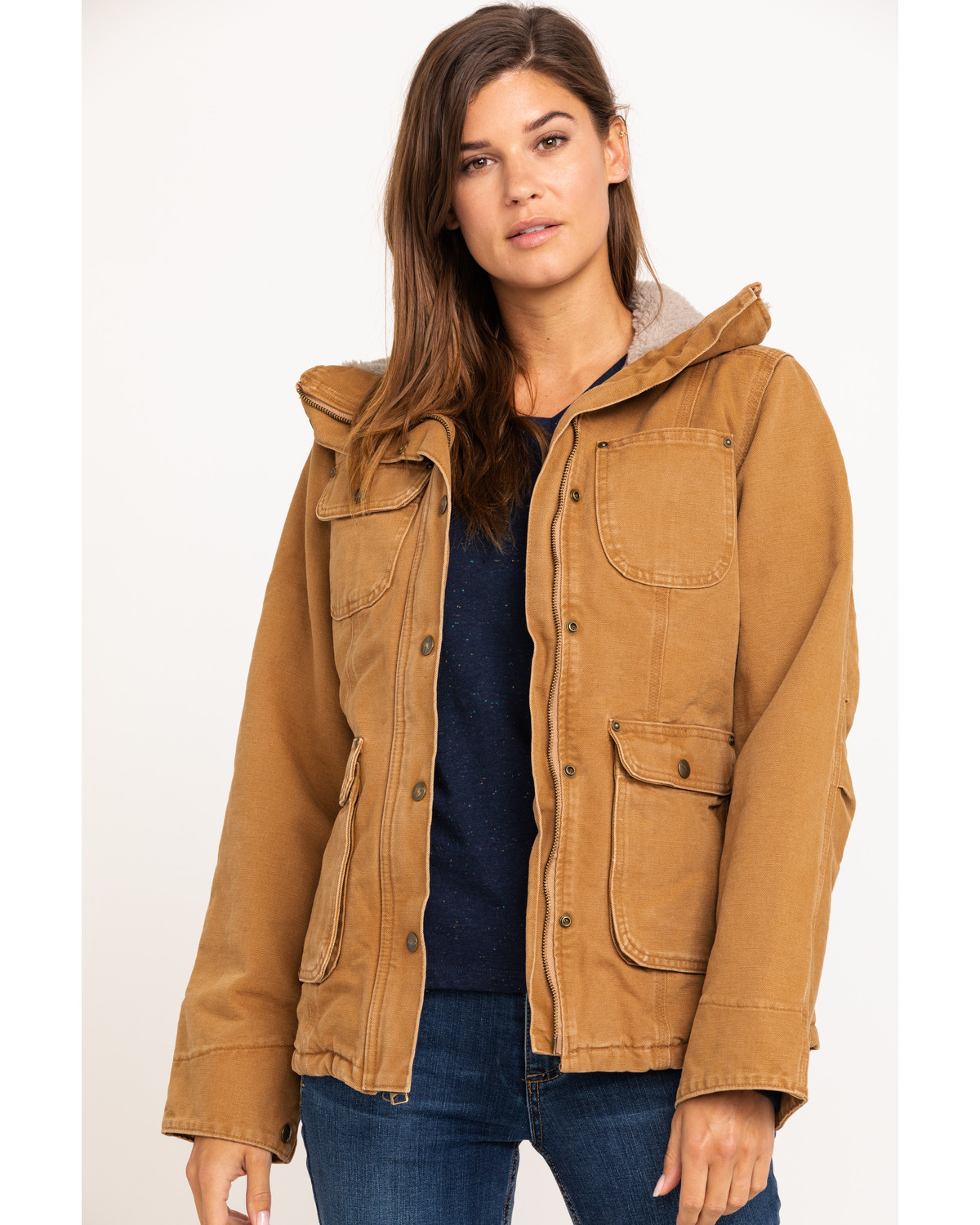 Carhartt coats for women