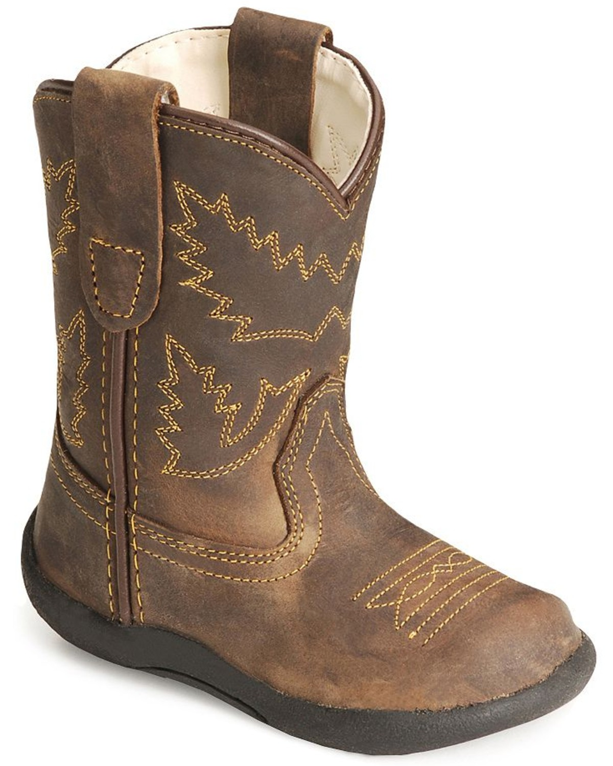 Old West Toddler Boys Crazy Horse Boots Sheplers