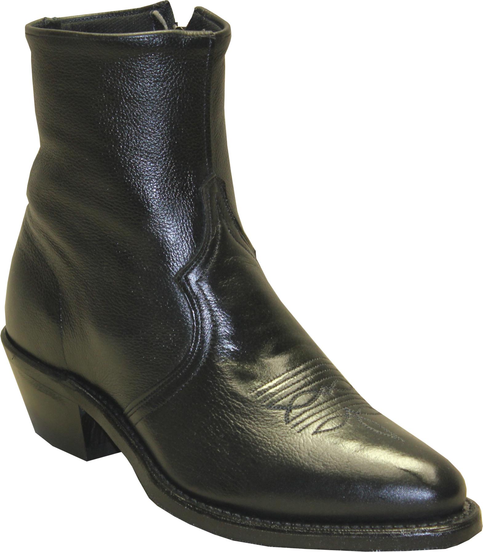 Zipper Boots & Zip-Up Cowboy Boots - Sheplers