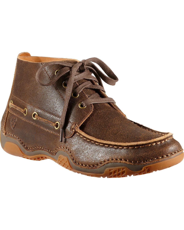 Ariat Women S Yuma Casual Boat Shoes