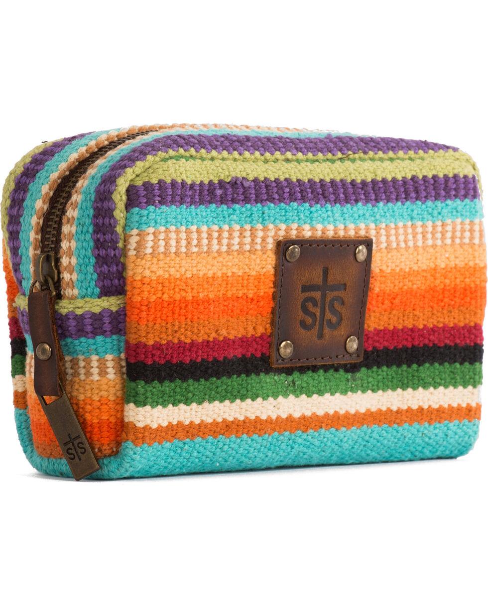 STS Ranchwear Bebe Tularose Cosmetic Bag , Multi, hi-res