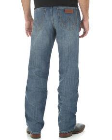Wrangler Retro Men's Relaxed Fit Straight Leg Jeans, Indigo, hi-res