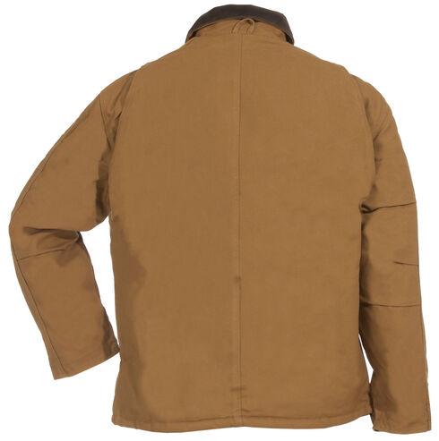 Berne Duck Original Chore Coat - Tall 5XT and 6XT, Brown, hi-res