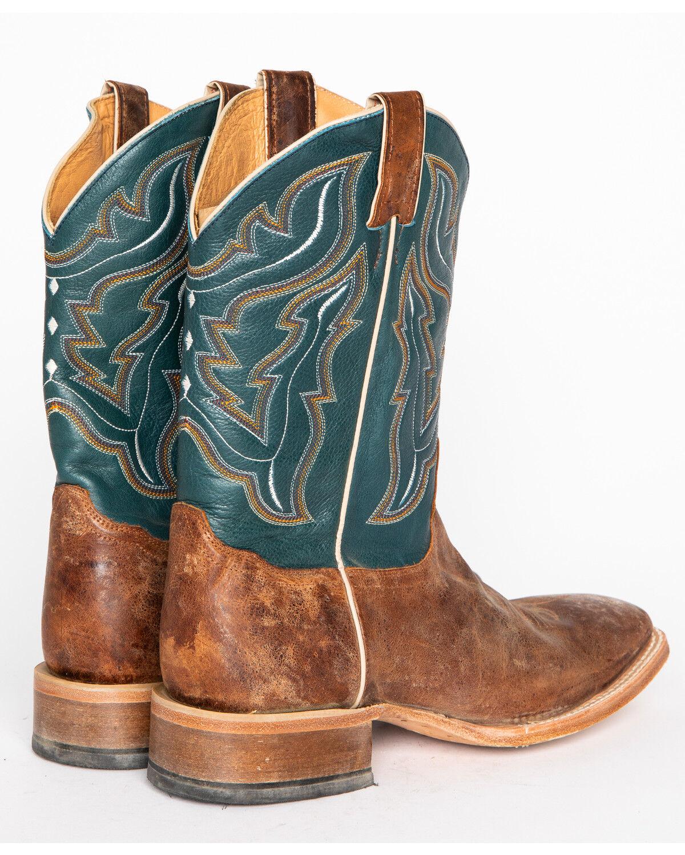 Cody James Men's Blue Cowboy Boots