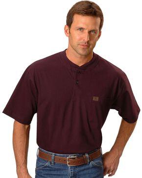 Wrangler Riggs Work Wear Henley, , hi-res