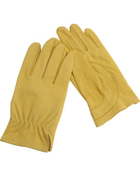 HD Xtreme Leather Gloves, Tan, hi-res