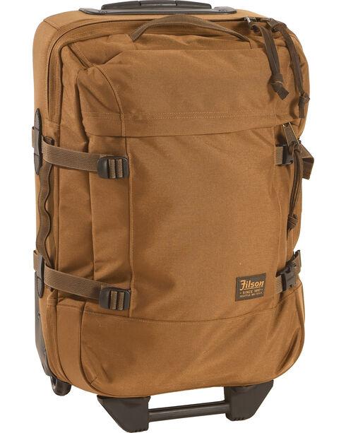 Filson Whiskey Dryden 2-Wheel Carry-On Bag , Cognac, hi-res
