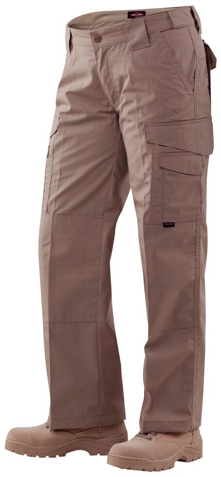 Tru-Spec Women's Tan 24-7 Tactical Pants , Tan, hi-res